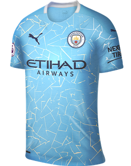 Terza Maglia Manchester City Arijanet Muric