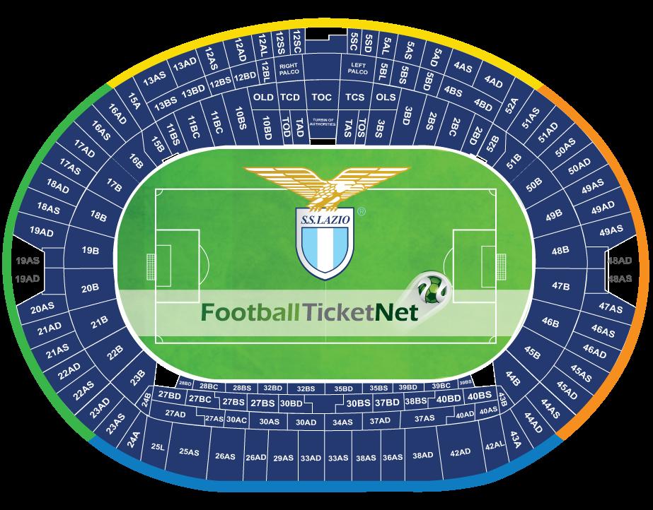 SS Lazio vs Inter Milan 16/02/2020   Football Ticket Net