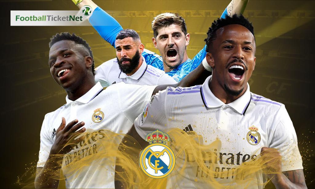 Real Madrid: Real Madrid Biglietti Stagione 2017/2018
