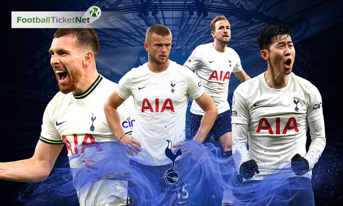 Terza Maglia Tottenham Hotspur Davinson Sánchez
