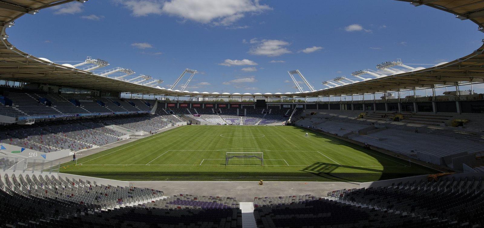 Toulouse FC vs OGC Nice at Stadium Municipal on 15/02/20 Sat 20:00 ...